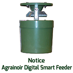 agrainoir digital smart feeder
