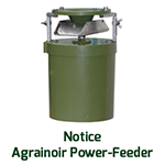 agrainoir power feeder