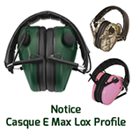 casque emax lox profile
